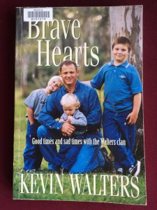 Cover image of Brave Hearts by Kevin Walters