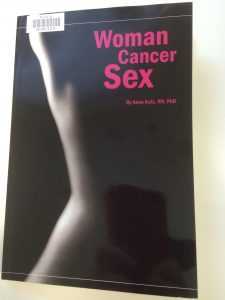 Cover image of the book Woman cancer sex