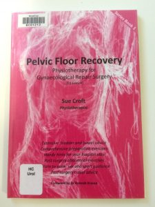 Cover image of the book Pelvic floor recovery