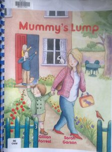 Cover image of Mummy's Lump