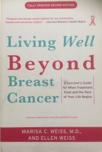 Cover image of Living Well Beyond Breast Cancer