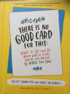 Cover image for There Is No Good Card For This