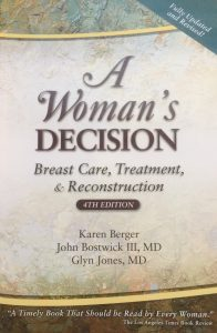 Cover image of 4th ed of A Woman's Decision
