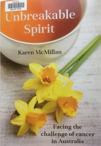 Cover image of Unbreakable Spirit