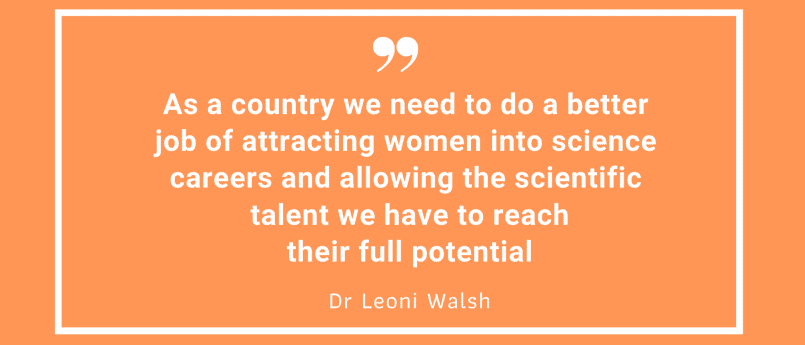 leonie walsh quote