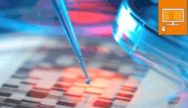 representation of genes in a lab