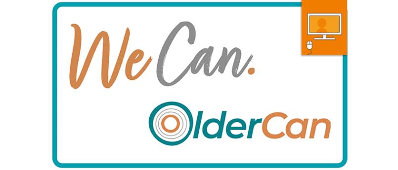 WeCan Older Can logo